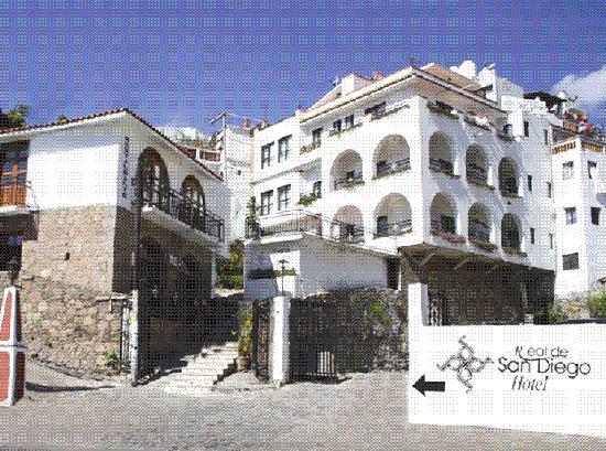 Hotel Real de San Diego en Taxco