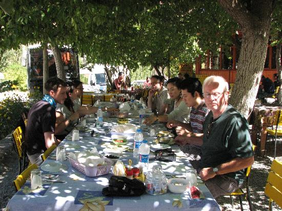Turkish Heritage Tours -  Day Tours: Lunch