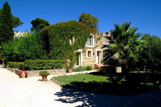 Ferienhaus auf Chateau les Sacristains