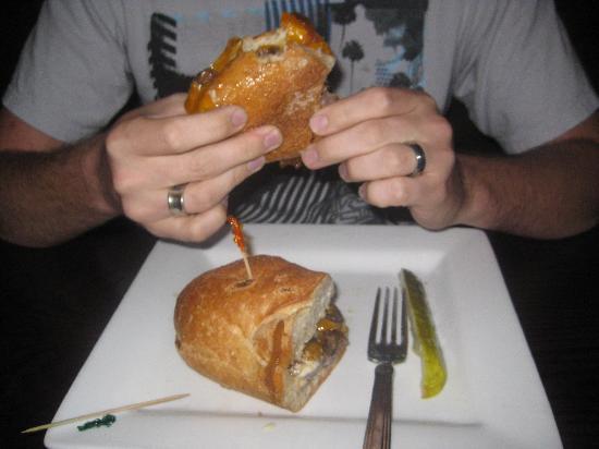 T.J. Stone's: Hubby's Sandwich