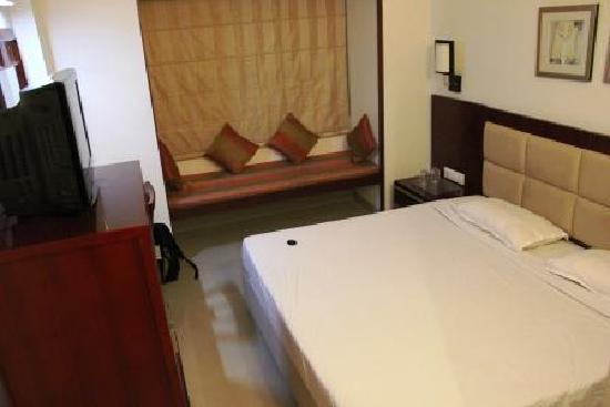 FabHotel Queensway T Nagar : Wonderfully clean rooms