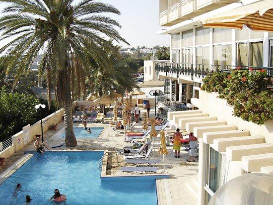 Agapinor Hotel Pool Area
