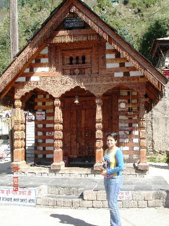 Jogini waterfall: Trek starts from Vashisht Temple