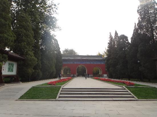 Ritan Park (Ritan Gongyuan): Surrounding