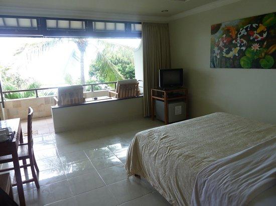 Hotel Genggong at Candidasa: de lux