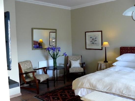 False Bay View: Mountain View Suite