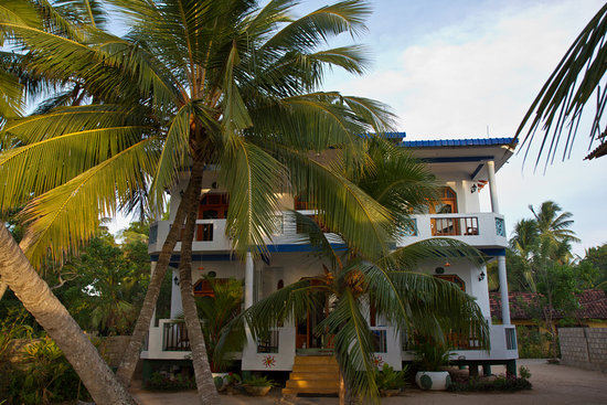 Tangalle, Sri Lanka: Frangipani Beach Villas