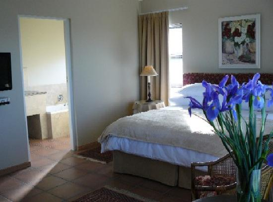False Bay View: Ocean View Suite