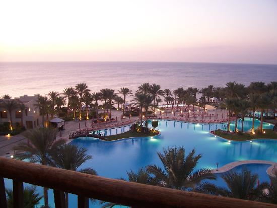 Grand Rotana Resort & Spa : view from room