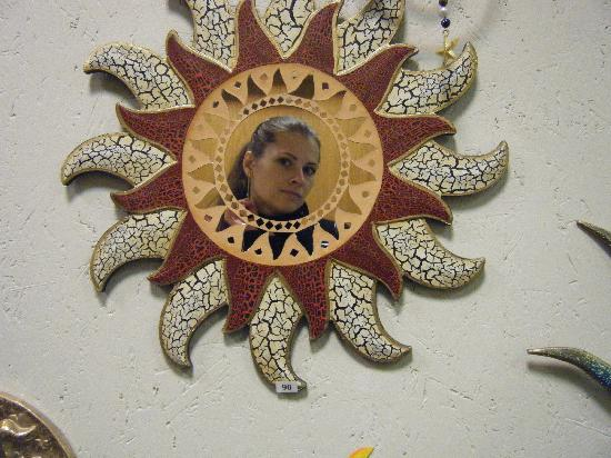 Sun Museum: Зеркальное солнце)