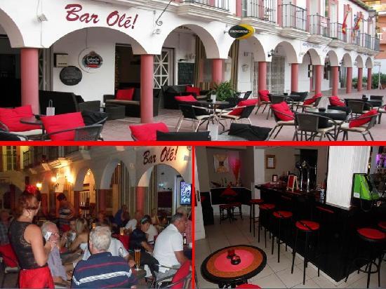 Bar Olé: Bar Ole !