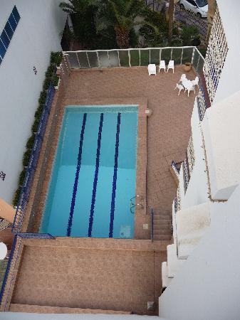 Résidence Yasmina Agadir : la grande piscine