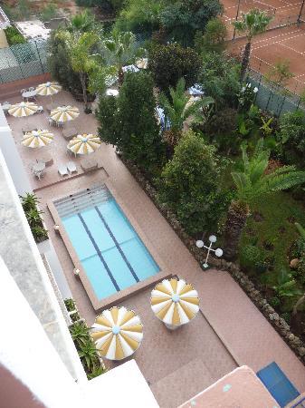 Residence Yasmina Agadir: la petite piscine