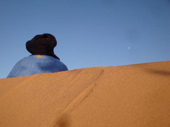 Kasbah Aladin: Ils vous emmenent sur les dunes