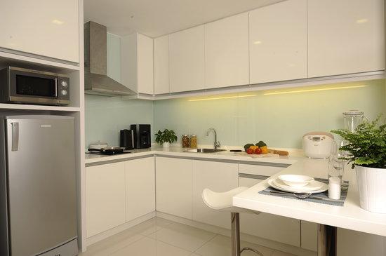 Fraser Place Kuala Lumpur: Kitchen
