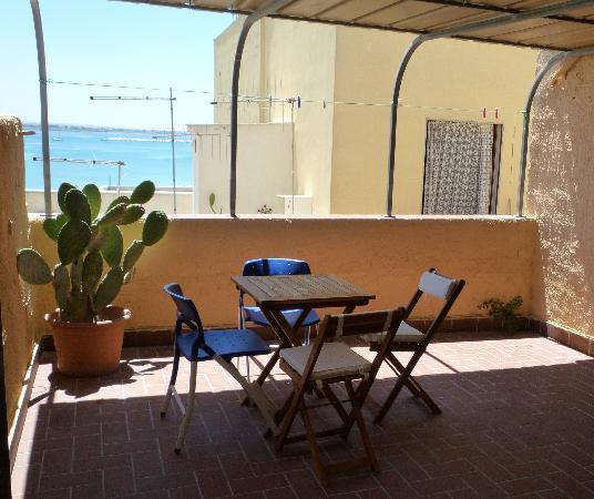 La Lampara: appartamento con terrazza privata