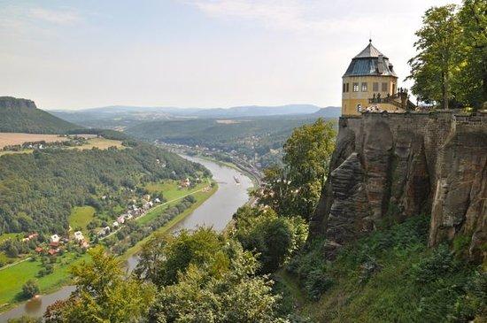 Festung Königstein: Königstein 9