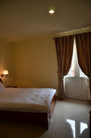 Les Sapins 60: Room