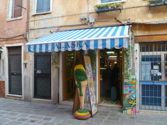 Gelateria Alaska Venice Santa Croce Restaurant Reviews Phone Number Photos Tripadvisor