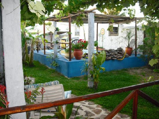 San Gregorio de Polanco, Uruguay: piscina