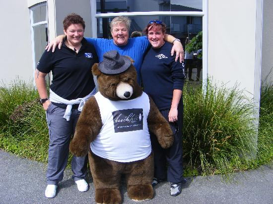 Beechtree Motel: see the Beechtree Bear