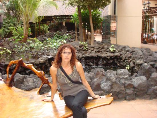Beatriz Playa & Spa: en el interior del hotel