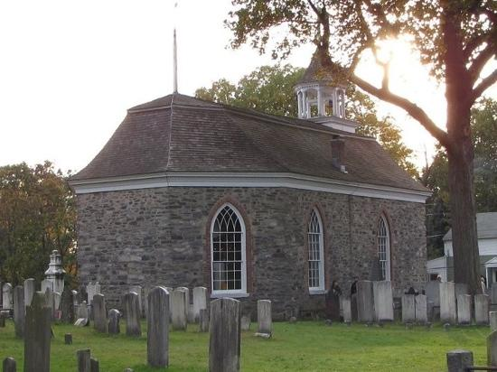 ‪‪Sleepy Hollow‬, نيويورك: the old Dutch church & burial ground‬