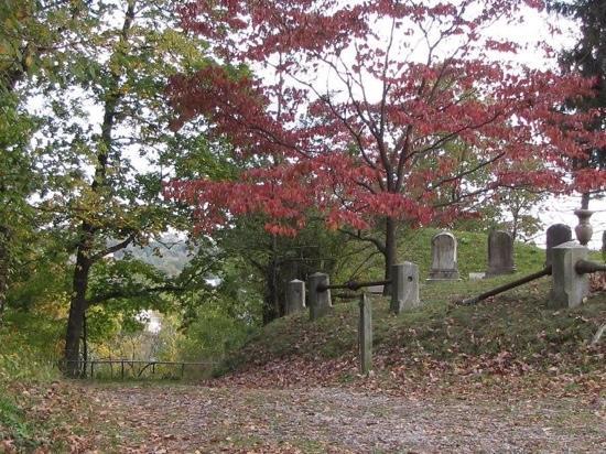 Sleepy Hollow, Нью-Йорк: autumn splendor