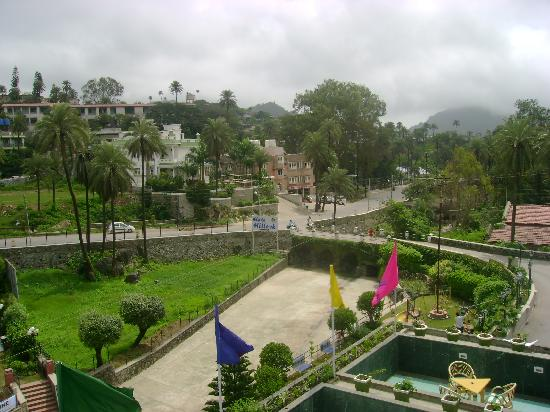 Hotel Hillock: View from the room