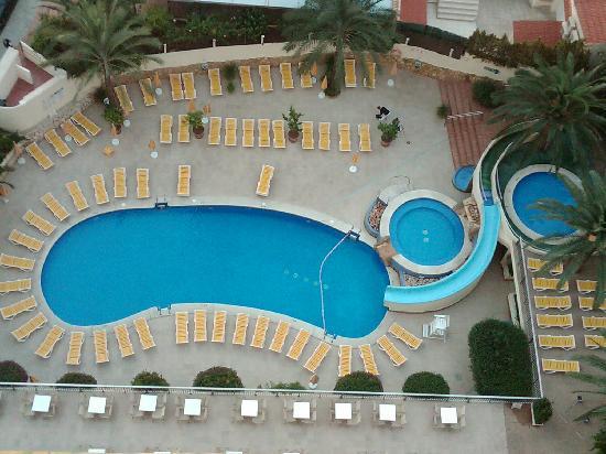 Hotel RH Princesa & Spa: Piscina