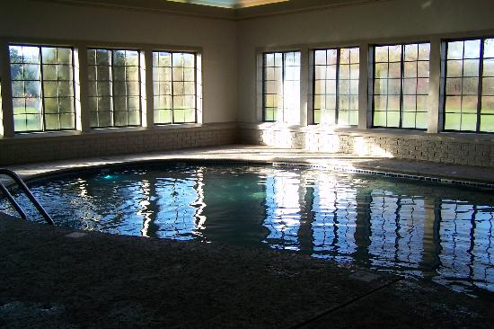 Best Western of Birch Run/Frankenmuth: Pool area, there is a hot tub too