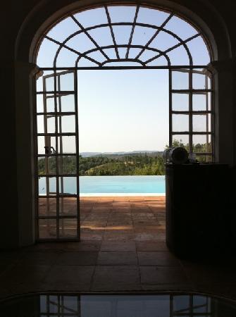 Finca Buenvino: The pool