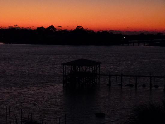 Seahorse Landing: Sunset