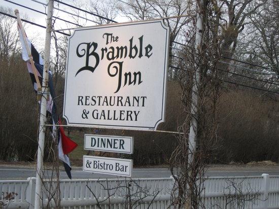 Bramble Inn Restaurant: Bramble Inn