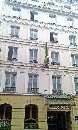 Louison Hotel: Hotel