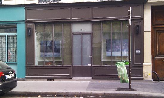 "Louison Hotel: Apartamento ""Atelier 103"""