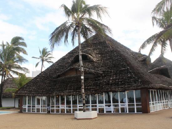 Hemingways Watamu: Il ristorante dell'hotel