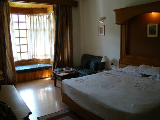 Manali Heights: our room .....503