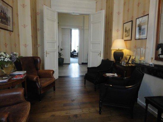 Hotel Patritius: Sitting Room