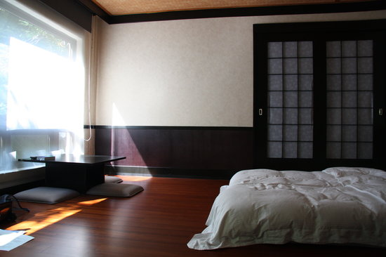 Silks Place Taroko: Japanese room.