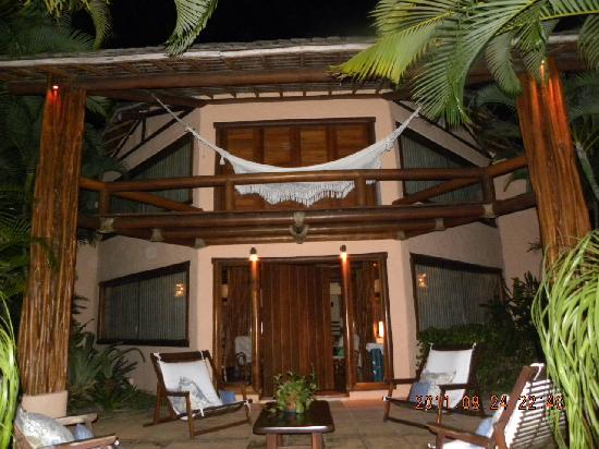 Villas de Trancoso Hotel: vista da suíte sky