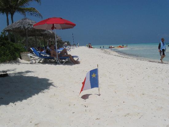 Melia Cayo Guillermo: beautiful beach