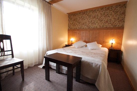 Martinelli: Romantic double room with double-sized bubble bath
