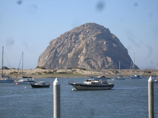 Marina Street Inn Bed and Breakfast: Morro Rock, Morro Bay, California