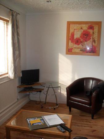 La Collinette Hotel Apartments & Cottages : Our room