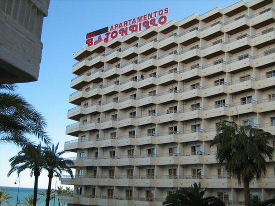Bajondillo Apartments: L'hotel