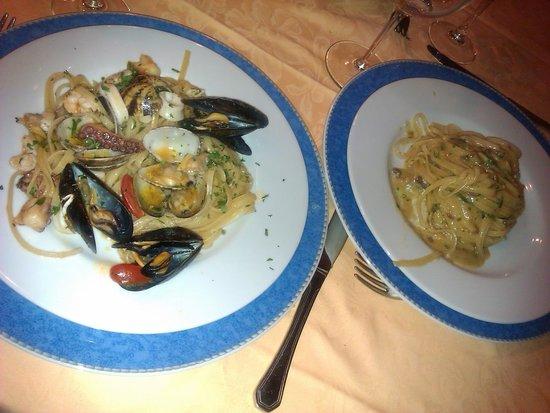 La Nuova Marina : I primi piatti