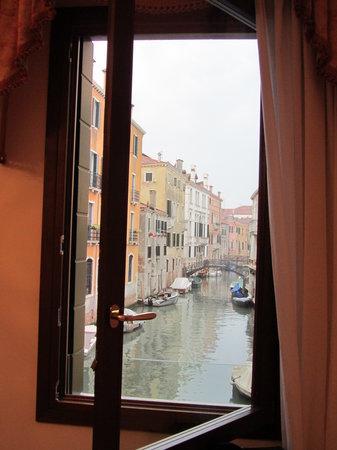 Hotel Bernardi Semenzato: view