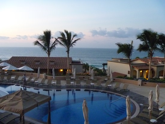 Pueblo Bonito Sunset Beach Golf & Spa Resort: view from our room