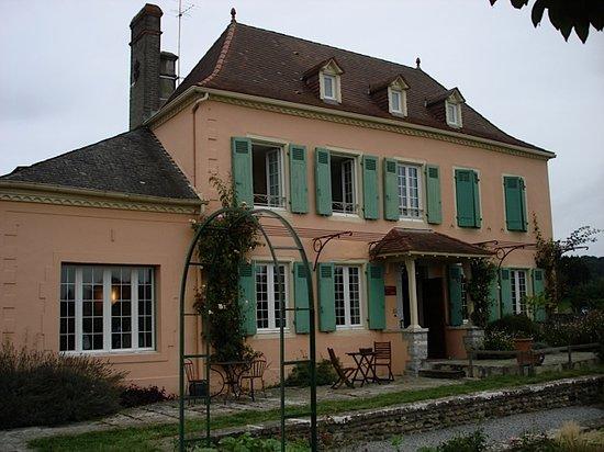 La Maison de Navarre: The hotel